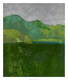 Blue Ridge I Premium Giclee Print by Chariklia Zarris