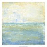 Tranquil Coast II Premium Giclee Print by J. Holland