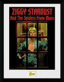 David Bowie - Ziggy Stardust Lámina de coleccionista