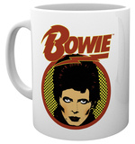 David Bowie - Pop Art Mug Krus