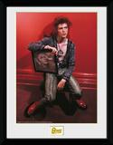 David Bowie - Chair Lámina de coleccionista