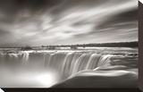 Horseshoe Falls II Impressão em tela esticada por Steve Silverman