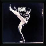 David Bowie - The Man That Sold The World Framed Album Art Samletrykk