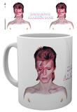 David Bowie - Aladdin Sane Mug Taza