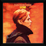 David Bowie - Low Framed Album Art Reproduction encadrée pour collectionneurs