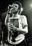 The Pogues- Shane MacGowan Live Plakat