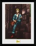 David Bowie - Street Lámina de coleccionista