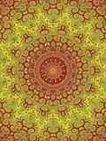 Asia Mandala Buddha Stye Affiches par  Wonderful Dream