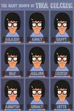 Bobs Burgers- The Many Moods Of Tina Prints