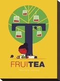 Fruitea Stampa su tela di Spencer Wilson