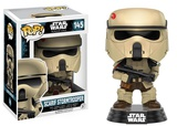 Star Wars Rogue One - Scarif Stormtrooper POP Figure Leke