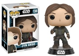 Star Wars Rogue One - Jyn Erso POP Figure Leke