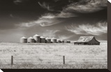 Ranchlands Stretched Canvas Print by Steve Silverman