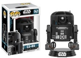 Star Wars Rogue One - C2-B5 POP Figure Brinquedo