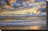 Last Light Impressão em tela esticada por Mary Lou Johnson