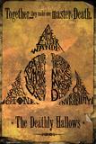 Harry Potter- Deathly Hallowes Together Poster