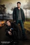 Supernatural- Hunt With Dean & Sam Plakat