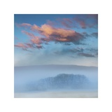 Dawn in The Lot Giclee Print by Harold Davis