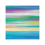 Colorful Day Giclee-trykk av Mary Johnston