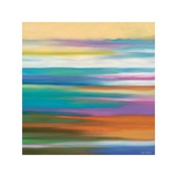 Painted Skies 4 Giclee-trykk av Mary Johnston