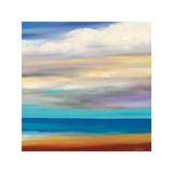 Beach Day Giclee-trykk av Mary Johnston