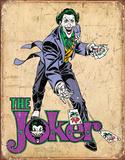 DC Comics - The Joker Tin Sign