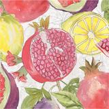Fruit Medley II Print by Leslie Mark