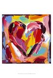 Colorful Expressions I Affischer av Carolee Vitaletti