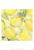 Lemon Medley I Posters by Leslie Mark