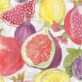 Fruit Medley I Poster by Leslie Mark