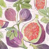 Fig Medley I Art by Leslie Mark