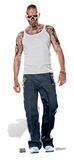 El Diablo (Jay Hernandez) - Suicide Squad Figura de cartón