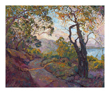 California Trail Posters by Erin Hanson