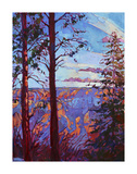 The North Rim III Prints by Erin Hanson