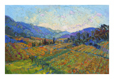 Napa in Color Posters by Erin Hanson