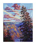 The North Rim IV Prints by Erin Hanson