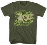 Beetle Bailey- Camo Chase T-skjorter