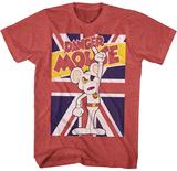 Danger Mouse- Union Jack Hero T-shirts