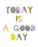 Good Day Lámina giclée por Clara Wells