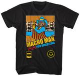 Macho Man- Pixel Pro Wrestler T-paidat