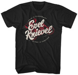 Evel Knievel- Glory Is Forever T-Shirt