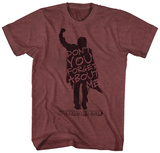 The Breakfast Club- Don't Forget About Me Profile Camisetas