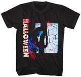 Halloween- Bloody Slash T-Shirt