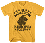 Rocky- Philly Italian Stallion T-Shirts