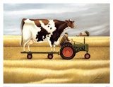 Ride To The Fair Posters by Lowell Herrero