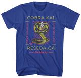 Karate Kid- Kai Reseda, Ca T-Shirts