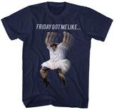 Ace Ventura- Friday Got Me Like T-Shirt