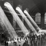 Grand Central Station am Morgen Giclée-Druck von  The Chelsea Collection