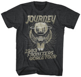 Journey- '83 Frontiers World Tour T-Shirt