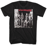 Bill & Ted: Excellent Adventure- Rocket To Mars Cover T-Shirt
